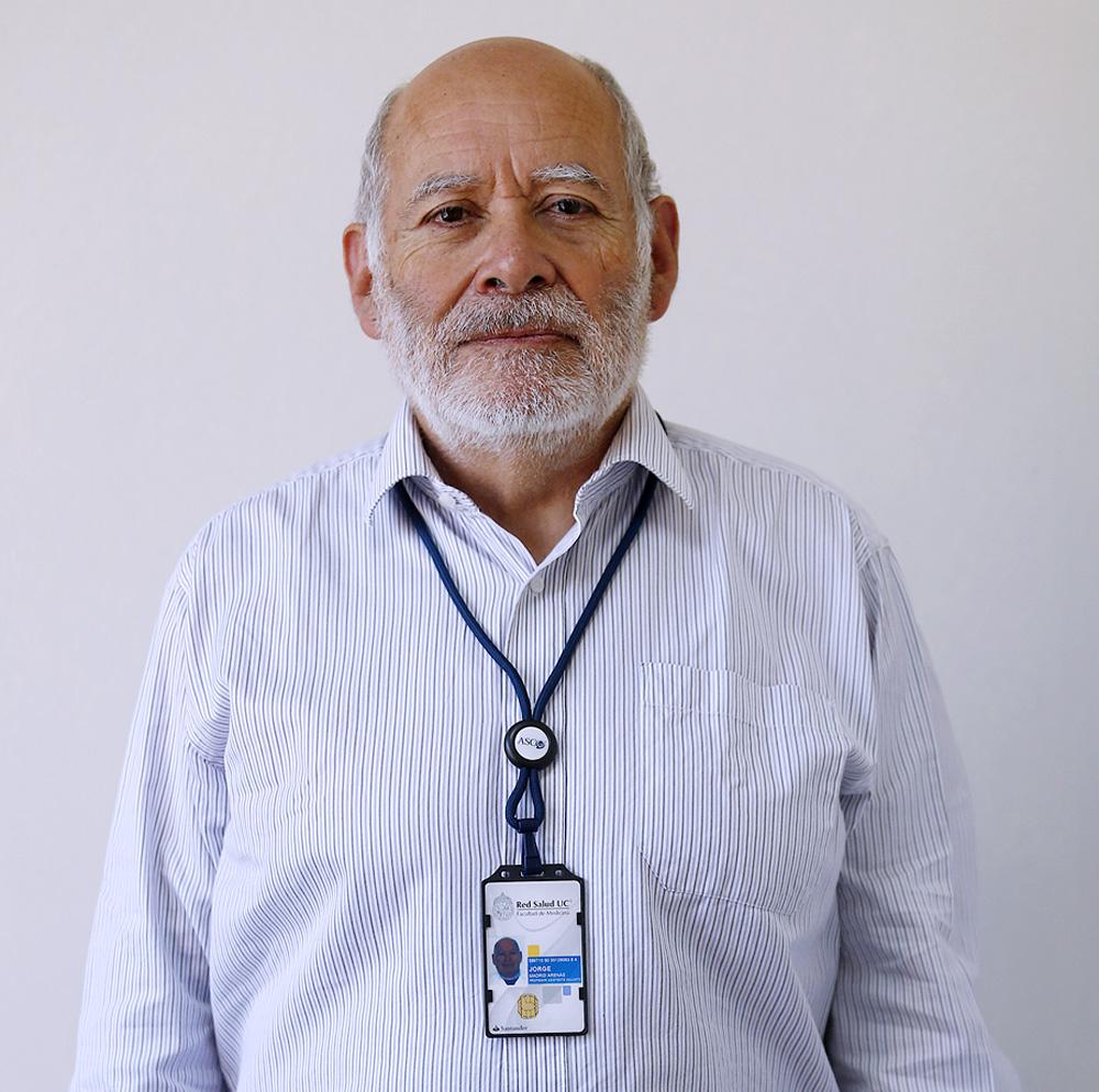 JORGE MADRID ARENAS