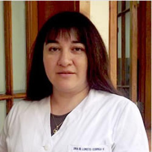 MARIA LORETO CORREA VENEGAS